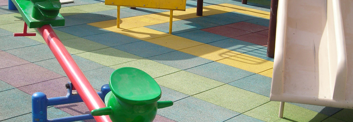 Hiranandani Development, Mumbai, India - Playflex™ Royal Play Tiles