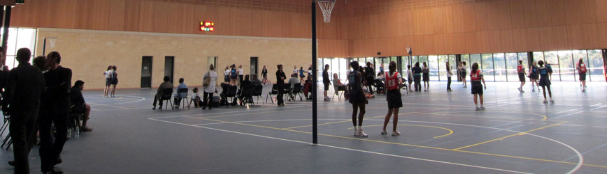 All Saints College, Perth, Western Australia - Decoflex™ Universal Indoor Sports Flooring