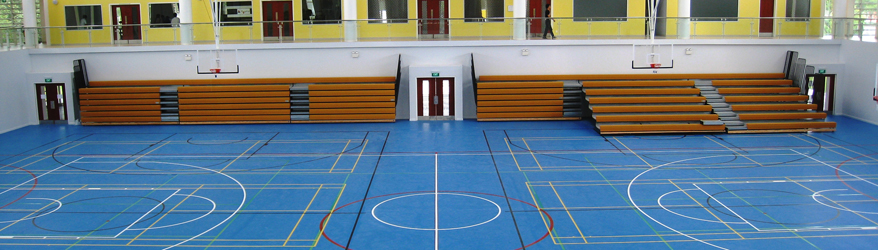 RMIT University, Ho Chi Minh City, Vietnam - Decoflex™ Universal Indoor Sports Flooring