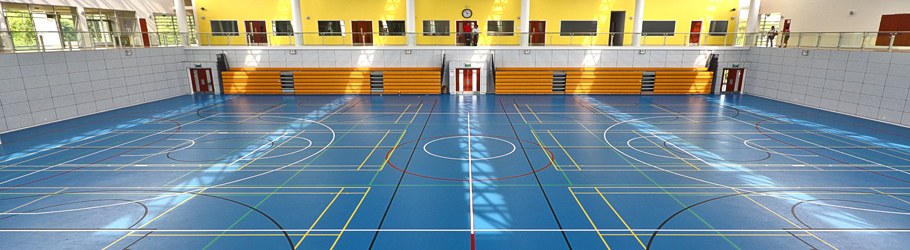 RMIT University, HCMC, Vietnam - Decoflex™ Universal Indoor Sports Flooring