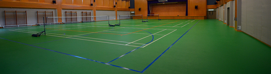 IVE Tuen Mun School, Hong Kong, China - Decoflex™ Universal Indoor Sports Flooring