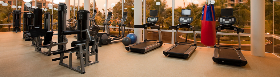 Westsands Resort, Phuket, Thailand - Neoflex™ Flooring 600 Series Fitness Flooring