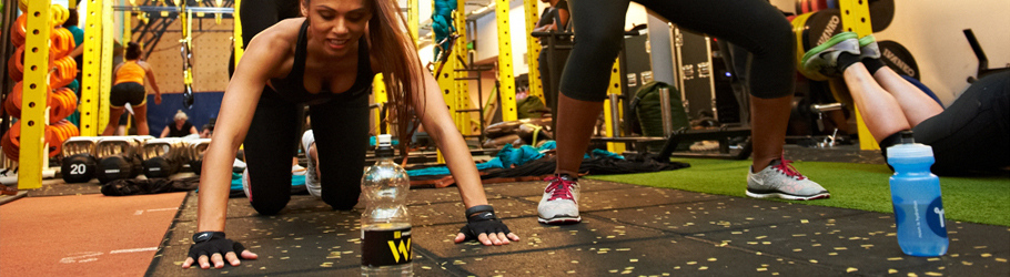 GymBox Holborne, London, UK - Neoflex™ 500 Series BFC Rubber Fitness Flooring