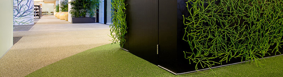 Investa Property Group Offices, Melbourne, Australia - Neoflex™ Flooring 700 Series