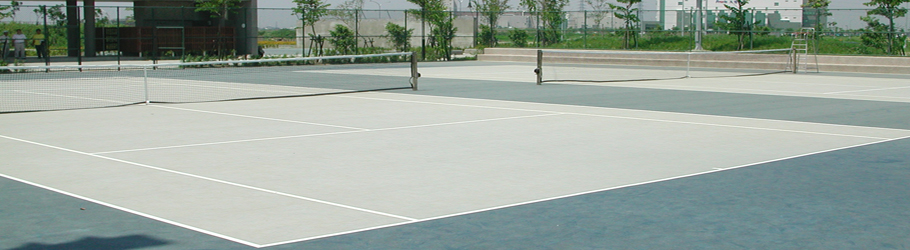 Tainan Science Park, Tainan, Taiwan - Decoflex™ D8 Sports Flooring