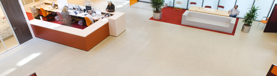 WRA Offices, Amsterdam, The Netherlands - Neoflex™ Flooring 700 Series