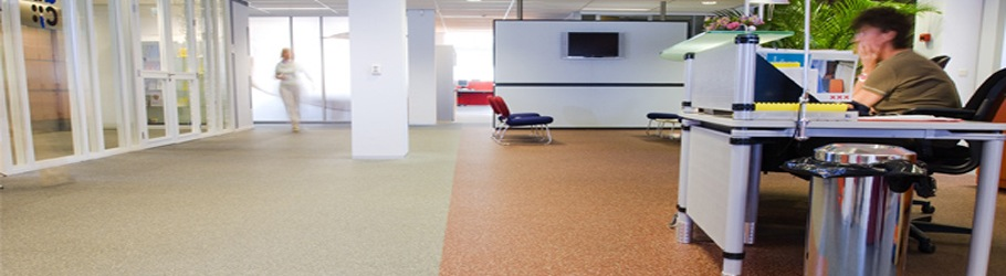 ABC Offices, Amsterdam, The Netherlands - Neoflex™ Flooring 700 Series